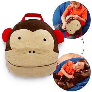 Cobertor Skip Hop Macaco