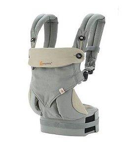 Canguru Baby Carrier Ergobaby - Coleção 360 - Grey