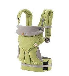 Canguru Baby Carrier Ergobaby - Coleção 360 -  Green