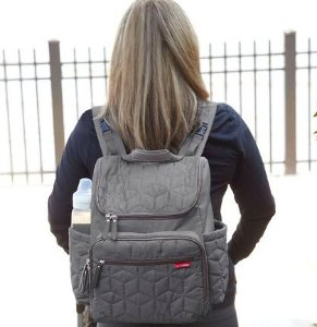 Bolsa Maternidade Forma BackPack Grey