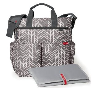 Bolsa de Maternidade - Duo Signature Grey Feather