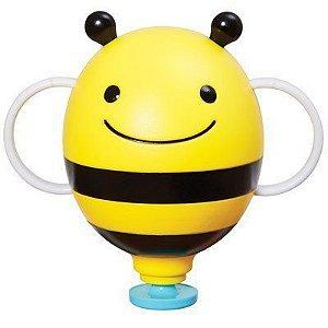Abelha Fonte para diversão no banho Zoo Fill Up Fountain Bee Skip Hop