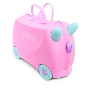 Mala Infantil Trunki Rosie Pink
