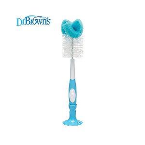 Escova de Mamadeira com esponja Dr Browns