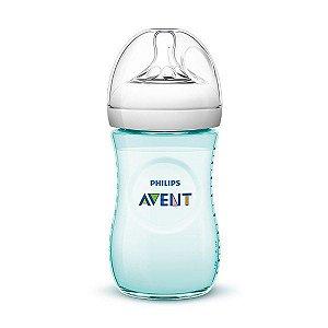 Mamadeira 260ml PETALA BPA Free Avent Turquesa