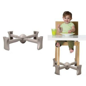 Kaboost Portable Chair Booster - Base Extensora Portátil para Cadeiras Natural