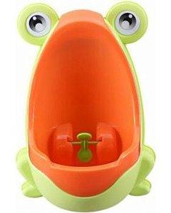 Mictório Infantil Sapinho Verde Limão