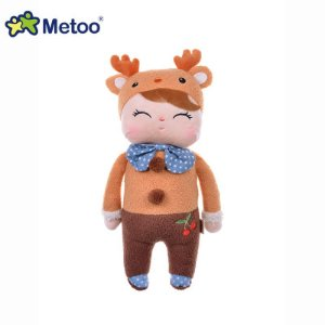 Boneca Metoo Angela Deer Boy 33cm
