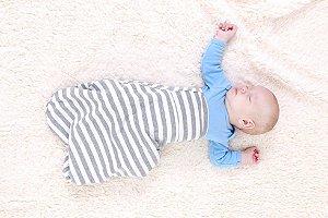 Babysac BabyJack Rosa (Saco de dormir/ cueiro)