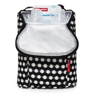 Bolsa térmica para mamadeira Connect Dots Skip Hop (Double Bottle Bag)