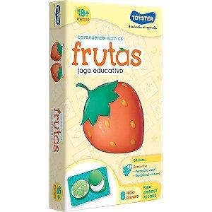 Jogo Educativo - Aprendendo com as frutas