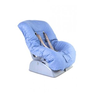 Capa para cadeirinha de Carro Jeans Chambre