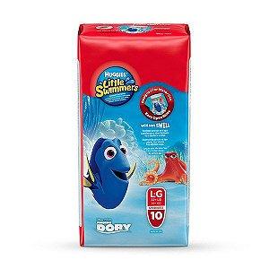Fralda Huggies Little Swimmers - Tamanho G (11 a 15kg)