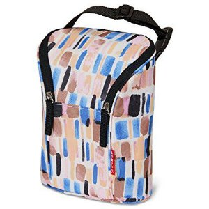 Bolsa térmica para mamadeira Brush Stroke Skip Hop (Double Bottle Bag)