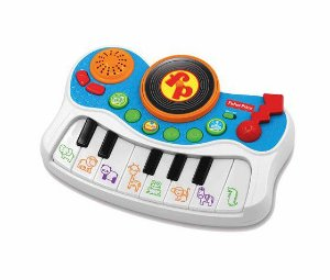 Studio Musical Fisher Price