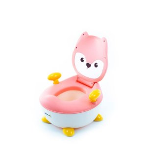 Troninho Fox Potty Rosa Safety First