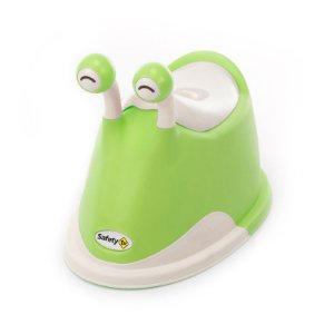 Troninho Slug Potty Verde Safety First