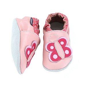 Sapato Babouabu Borboleta
