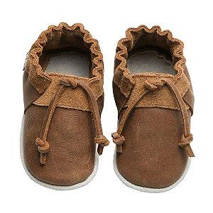 Sapato Babo Uabu Marrom