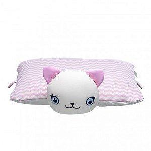 Travesseiro Gatinha Agatha