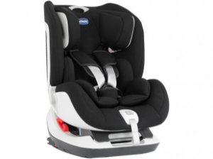 Cadeira para Auto Chicco Seat Up 012 Jet Black