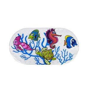 Tapete de Banho Peixinhos