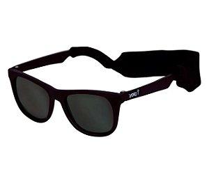 Óculos de Sol Flexível Preto com proteção solar iPlay (0 a 24 meses)