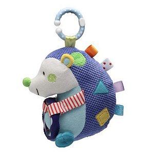 Brinquedo de Pendurar Porco Espinho Azul Storki