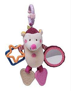 Brinquedo de Pendurar Porco Espinho Vinho Storki