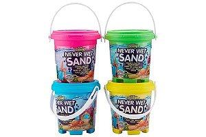 Never wet sand areia mágica
