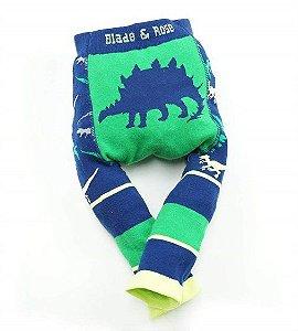 Meia Calça Legging Estegossauro