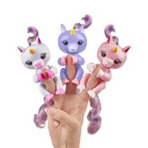 Fingerlings Unicórnio