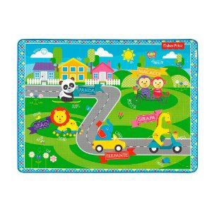Fisher Price Tapete Emborrachado 155x120cm - Fun Divirta-se