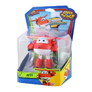 Super Wings Mini Change 'Em Up! Jett