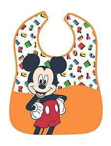 Babador Mickey Letras