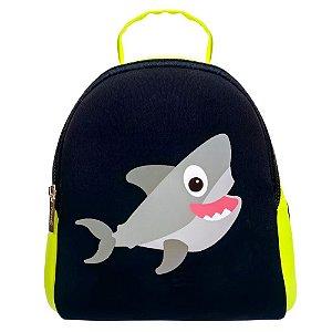 Mochila de Neoprene Gumii Tubarão