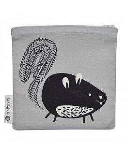 Snack Bag em tecido com forro impermeável Tito
