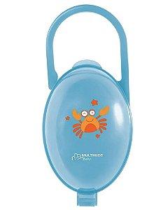 Porta Chupeta Azul