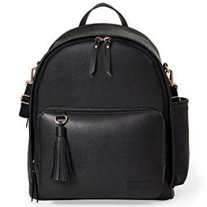 Bolsa de Maternidade Greenwich Simply Chic Backpack Black Skip hop