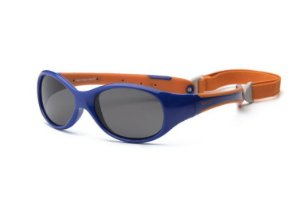 Óculos de Sol Explorer Azul e Laranja Baby