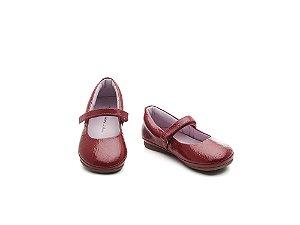 Sapato Little Twirl Walkers Vermelho