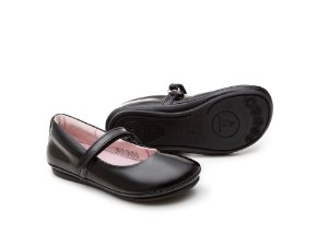 Sapato Little Twirl Walkers Preto