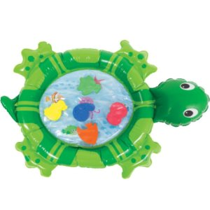 Tapete de água inflável Tartaruga