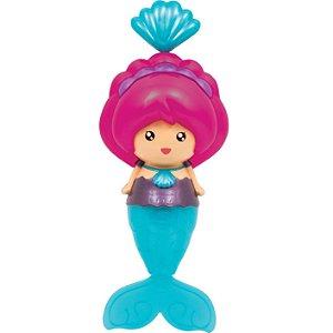 Brinquedo de Banho Sereia Treme Treme