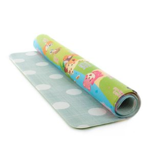 Tapete Baby Play Mat Safety 1st Sporty Animals (1,25 x 1,25cm)