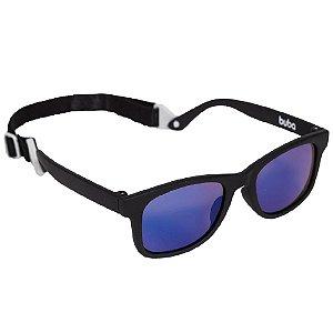Óculos de Sol Baby Preto Com Alça Ajustável Buba
