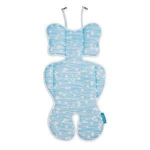 Almofada para bebê conforto Azul