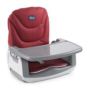 Cadeira de Alimentação Portátil Chicco Up to 5 Scarlet