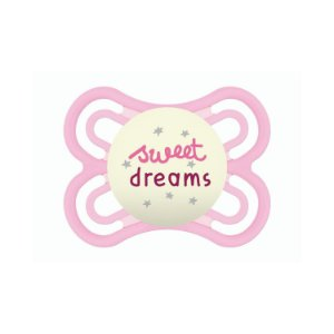 Chupeta MAM Perfect Night 0-6 meses Rosa Sweet Dreams