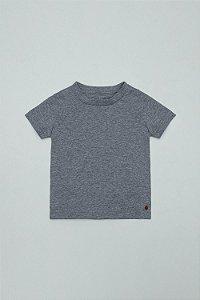 Camiseta Básica Cinza Mescla Nutti